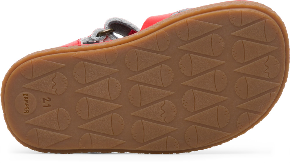 Camper Miko Red Velcro Kids K800092-004