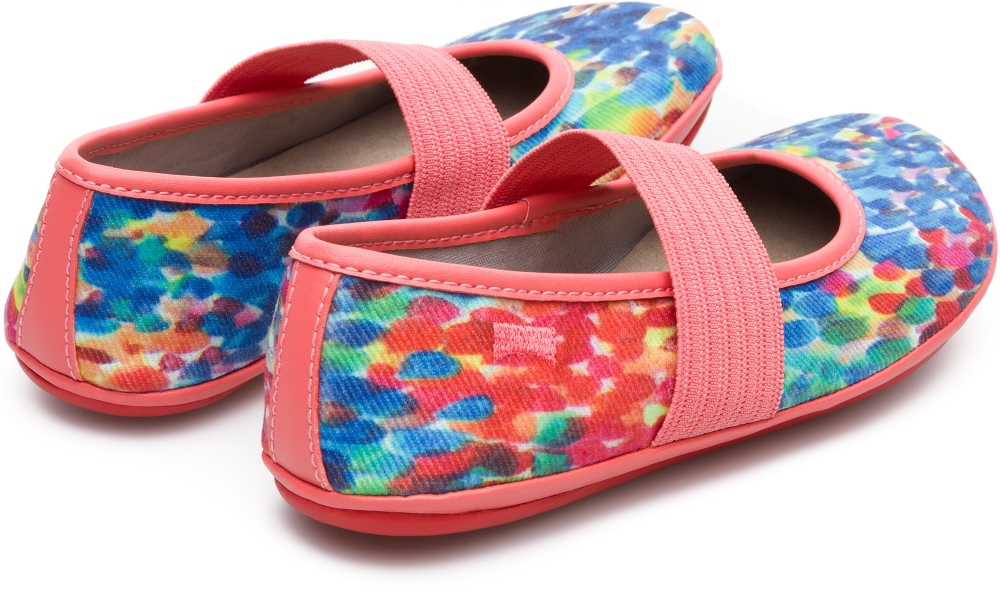 Camper Right Multicolor Ballerinas Kids K800096-007