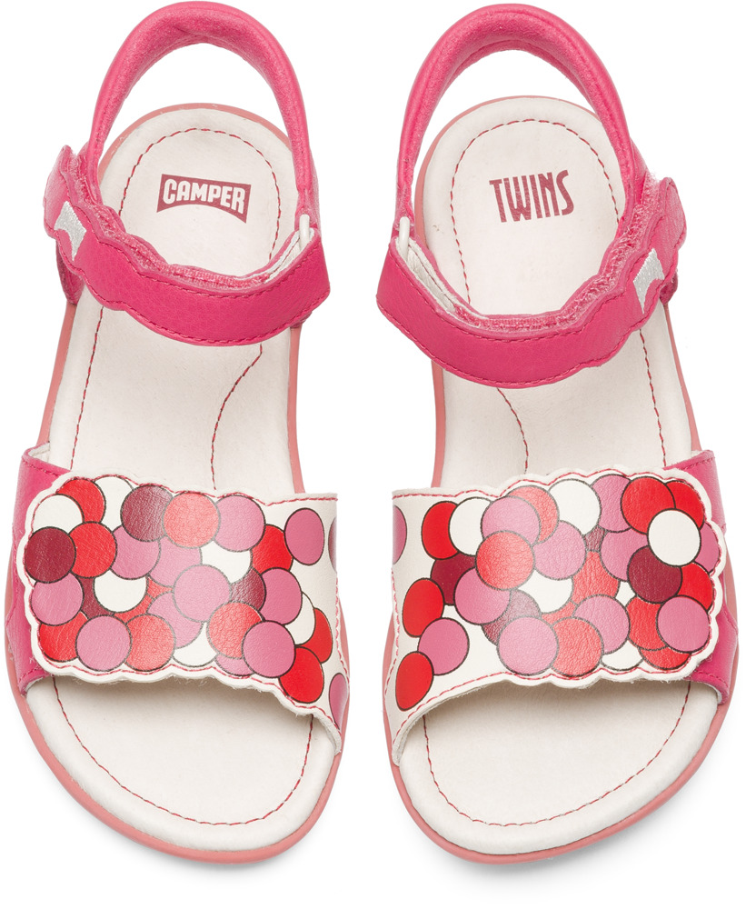 Camper Twins Multicolor Sandals Kids K800107-001
