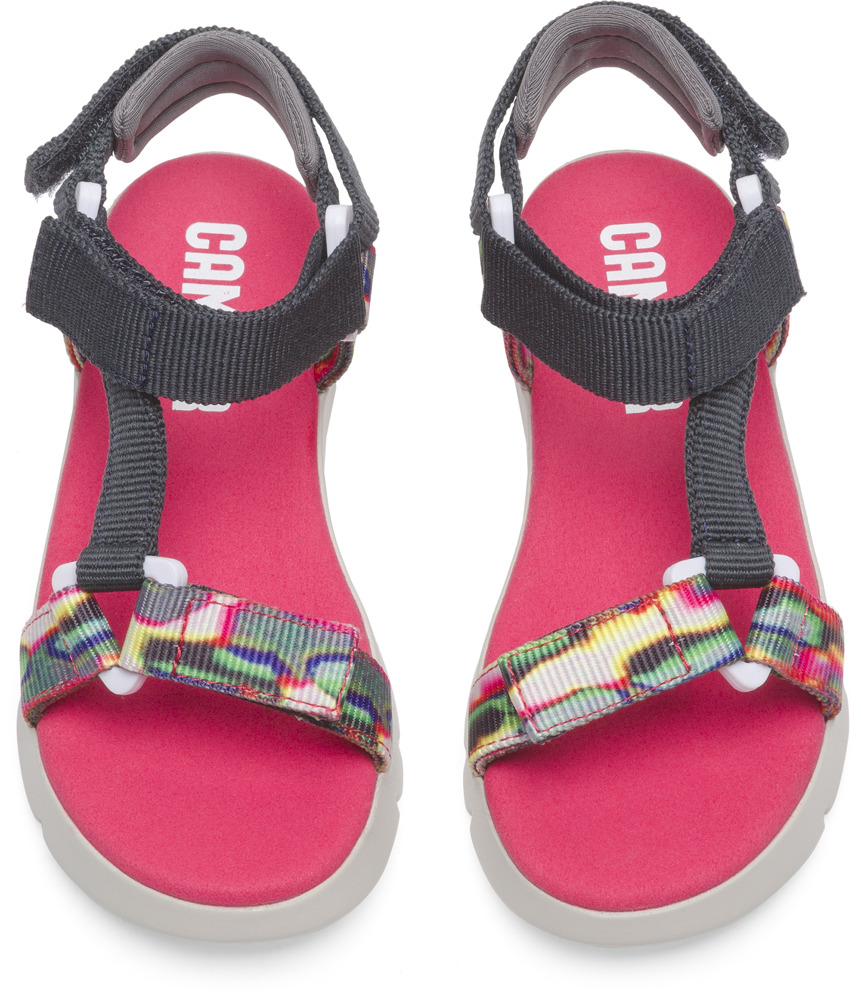 Camper Mira Multicolor Sandals Kids K800115-002