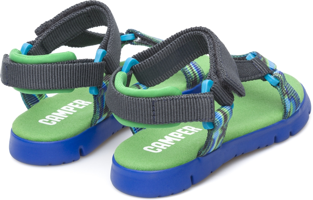 Camper Mira Multicolor Sandals Kids K800115-003