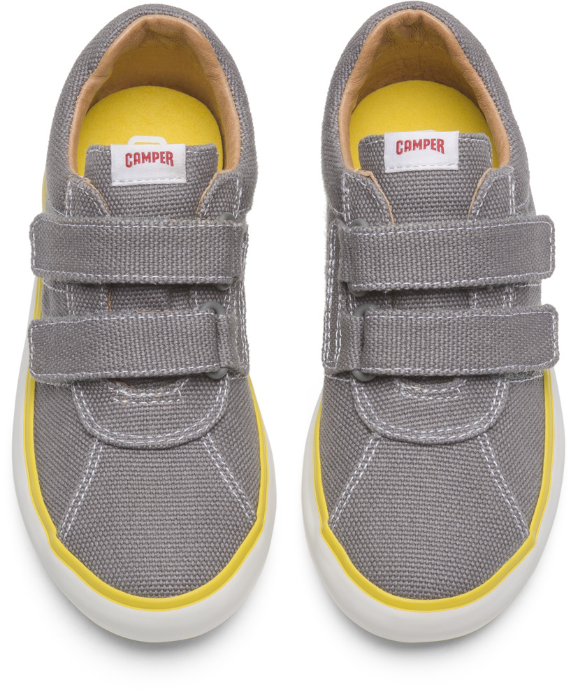 Camper Pursuit Gris Baskets Enfant K800117-001