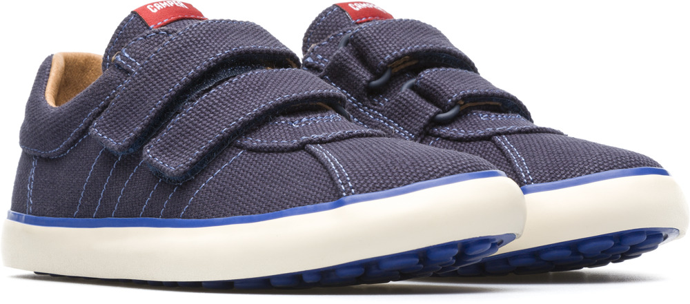 Camper Pursuit Bleu Baskets Enfant K800117-002