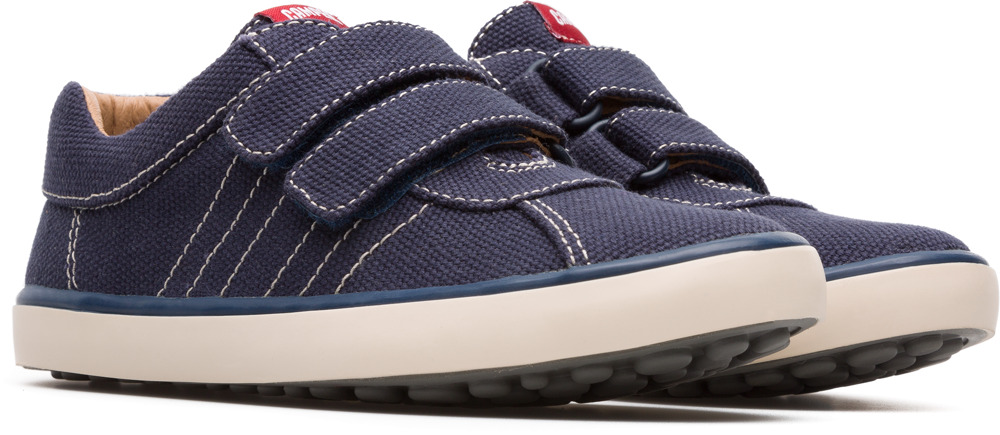 Camper Pursuit Bleu Baskets Enfant K800117-005