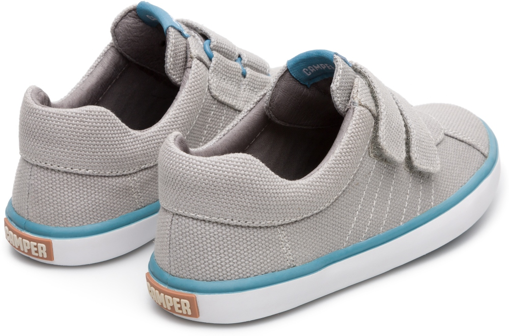 Camper Pursuit Grey Sneakers Kids K800117-007