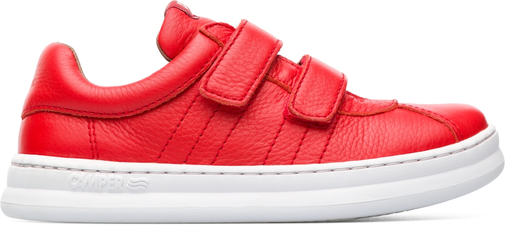 Camper Runner Red Sneakers Kids K800139-003
