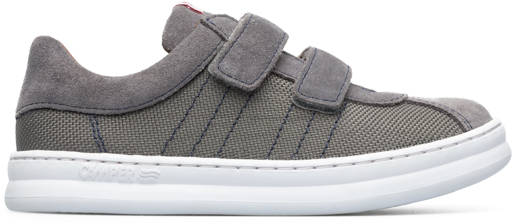 Camper Runner Grey Sneakers Kids K800139-004