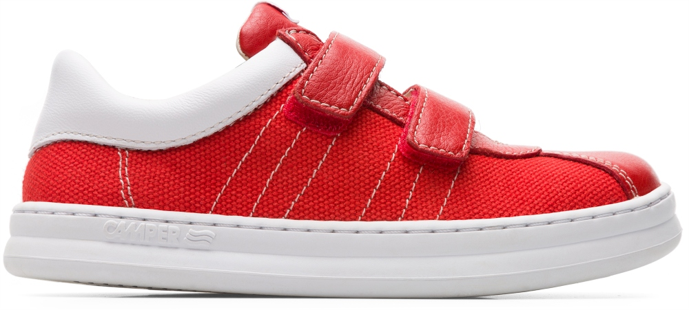 Camper Runner Red Sneakers Kids K800139-008