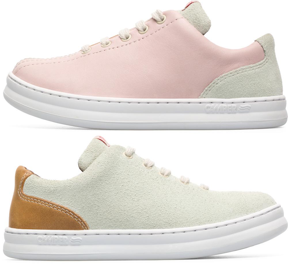 Camper Twins Multicolor Sneakers Nens K800148-002
