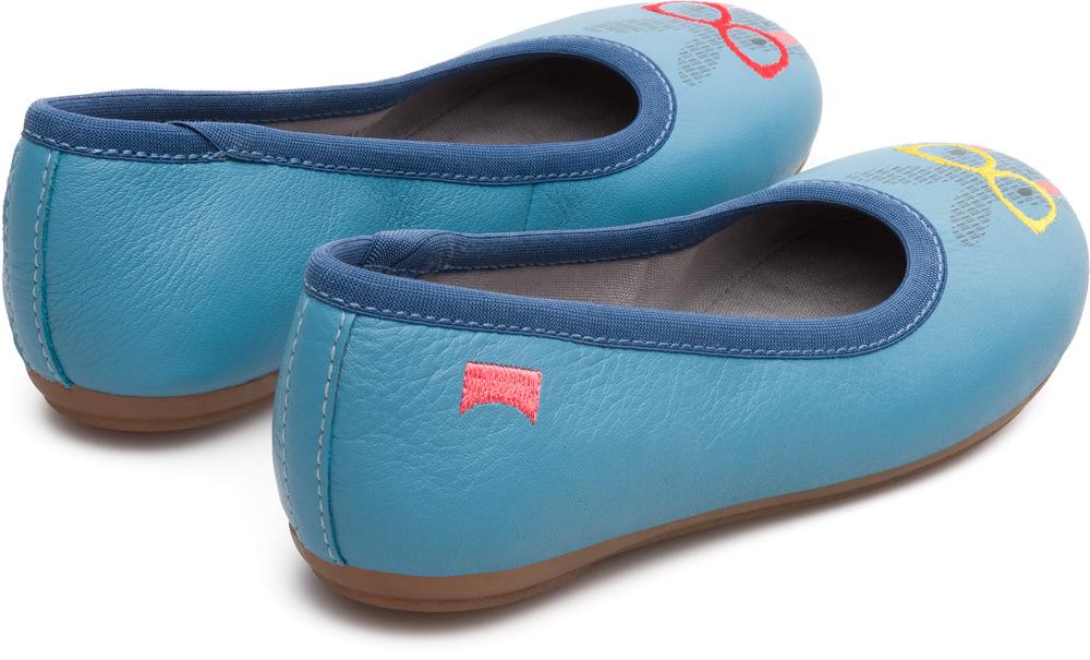 Camper Twins Blau Ballerinas Kinder K800153-001