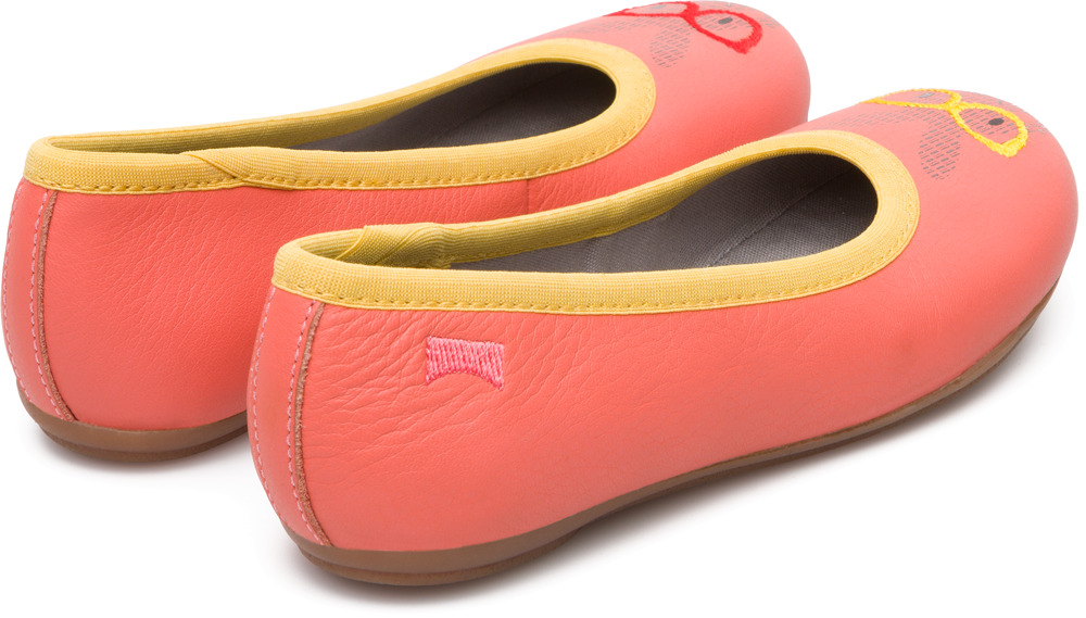 Camper Twins Rose Ballerines Enfant K800153-002