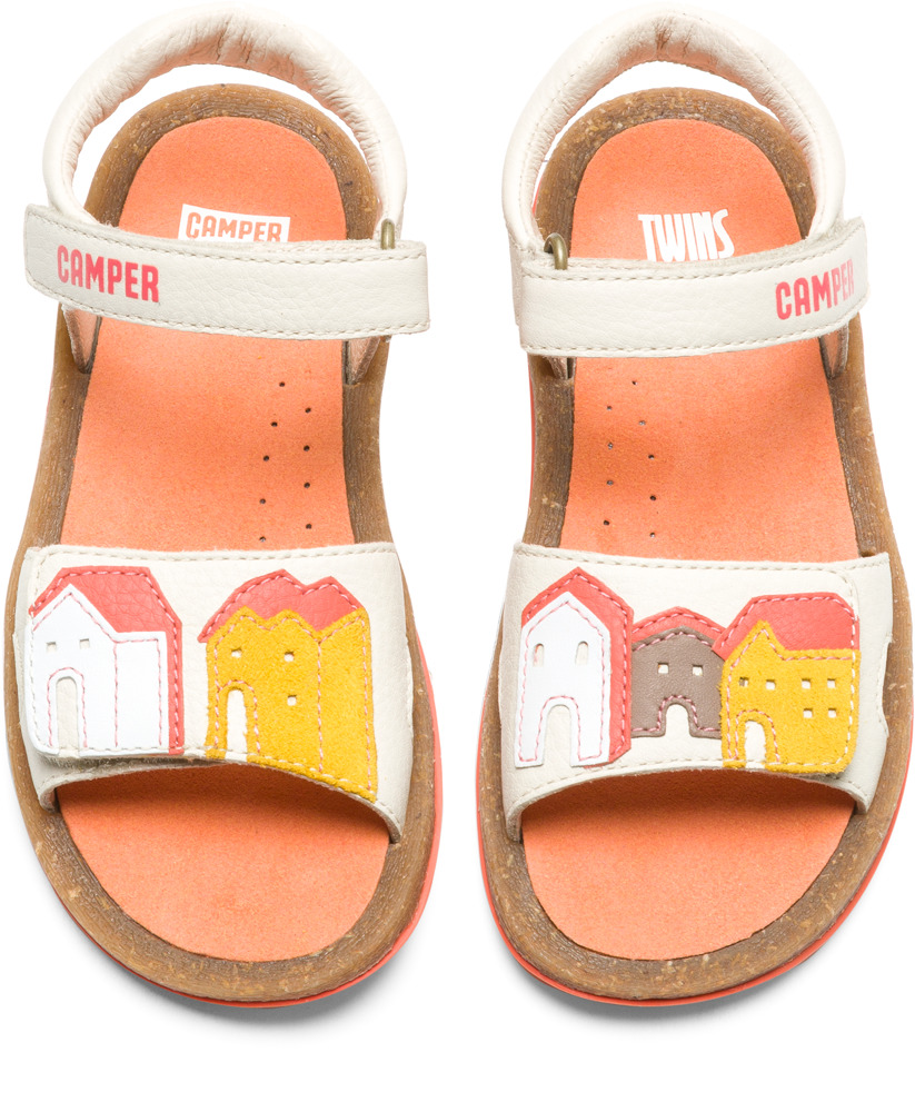Camper Twins Multicolor Velcro Kids K800158-001
