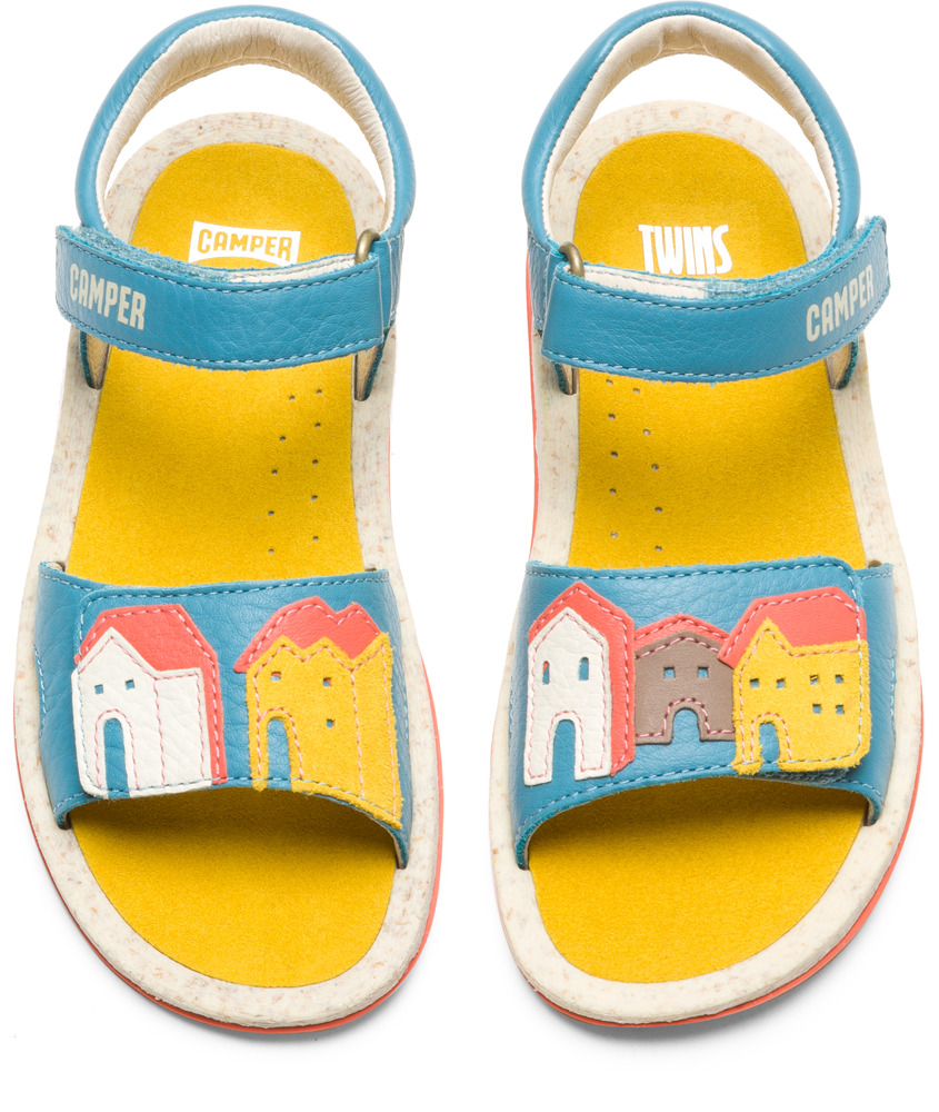 Camper Twins Multicolor Velcro Kids K800158-002