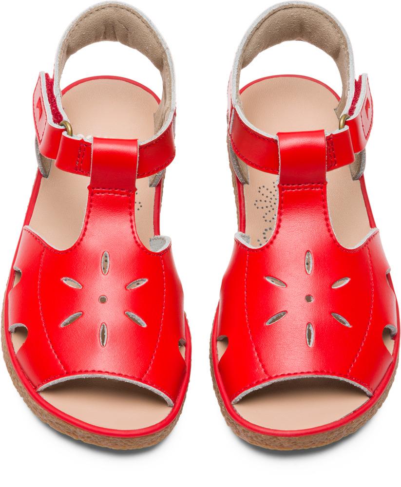 Camper Miko Red Velcro Kids K800159-001