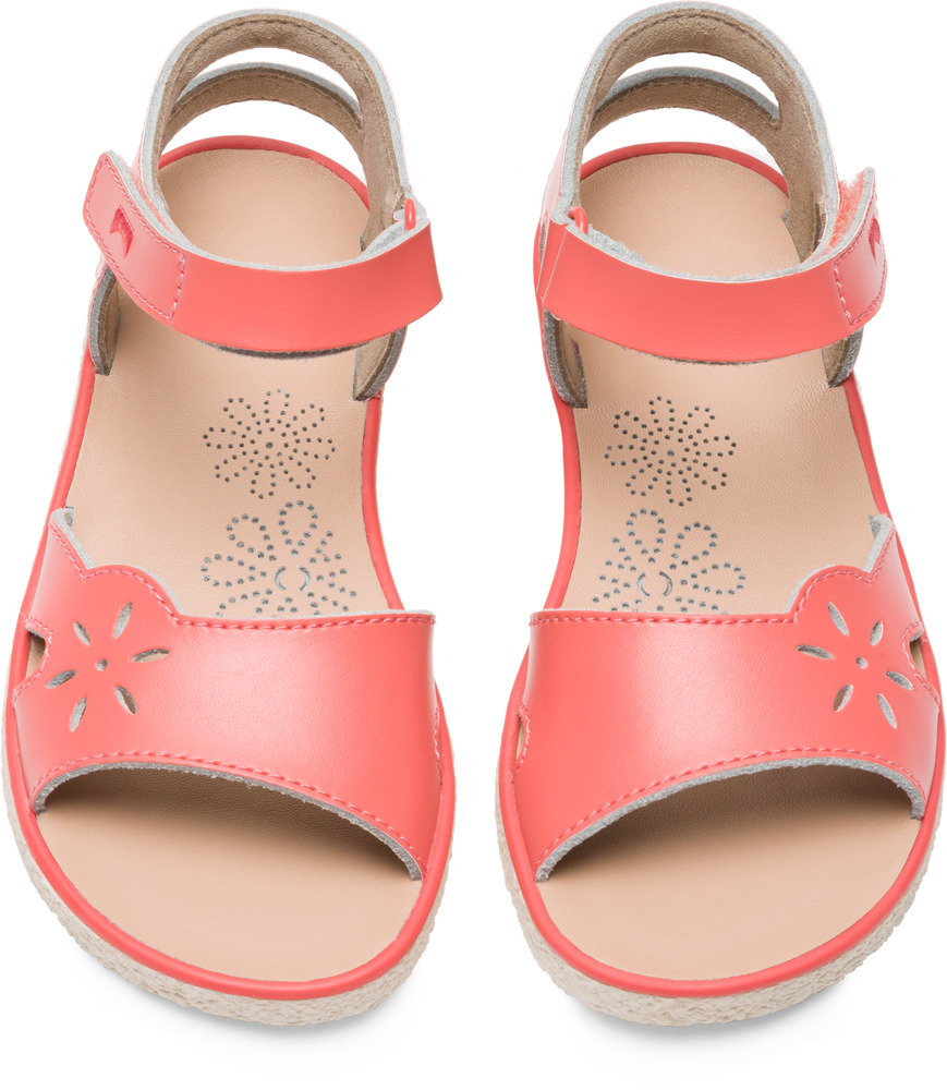 Camper Miko Pink Velcro Kids K800160-001