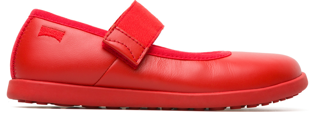 Camper Noon Red Ballerinas Kids K800165-002