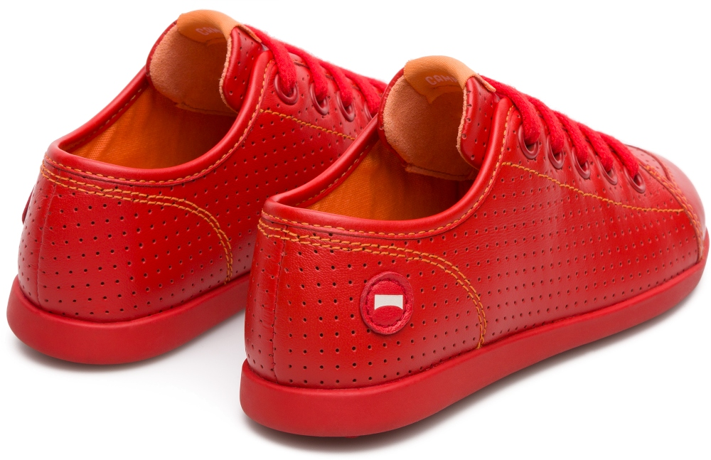 Camper Noon Red Sneakers Kids K800167-002