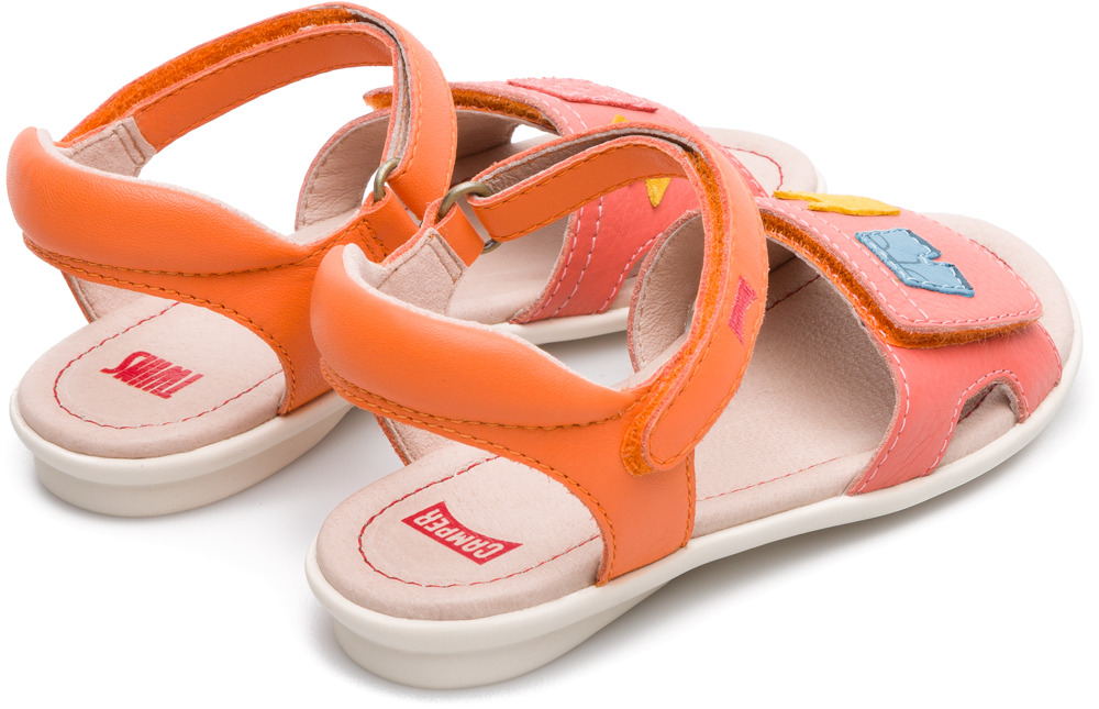 Camper Twins Multicolor Velcro Enfant K800179-001