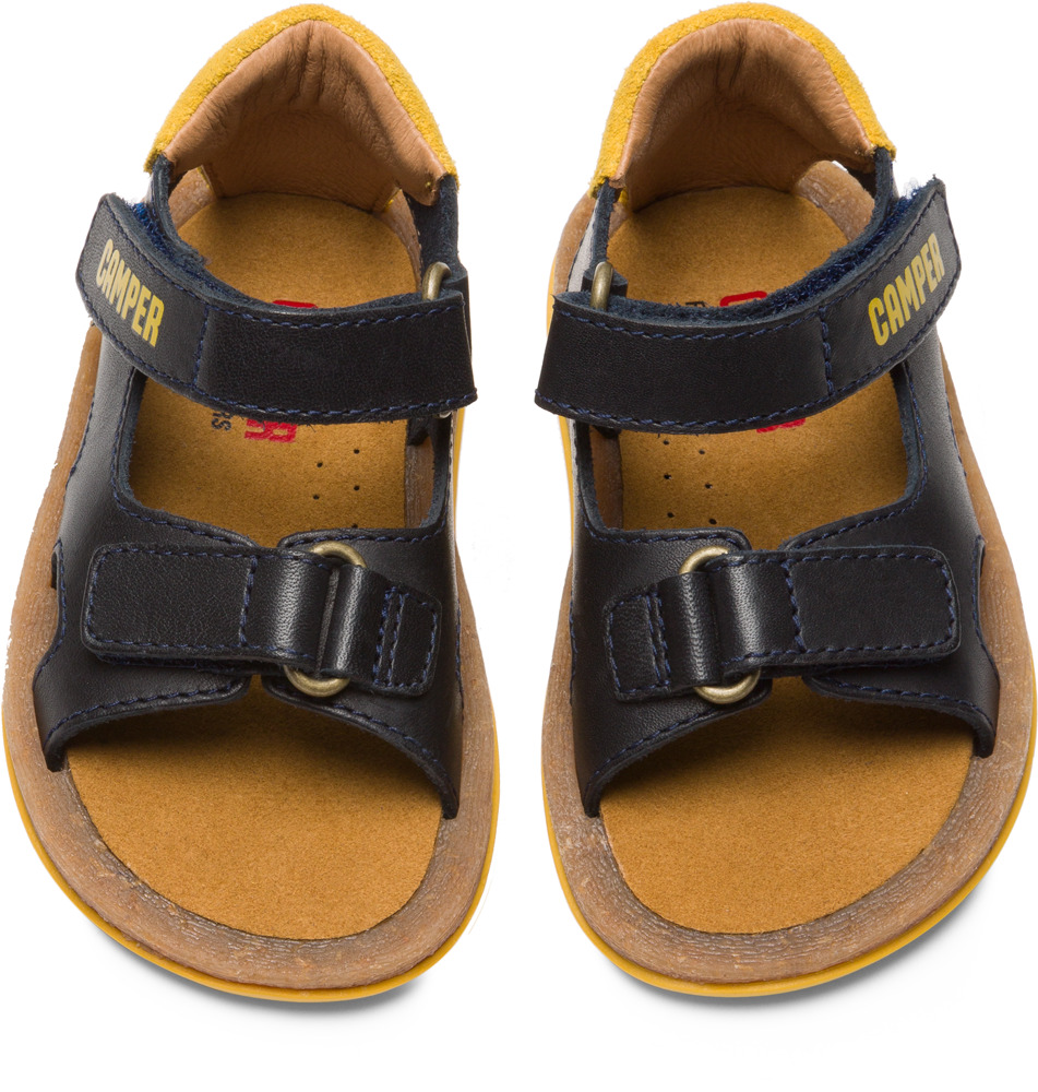 Camper Bicho Blue Velcro Kids K800189-002