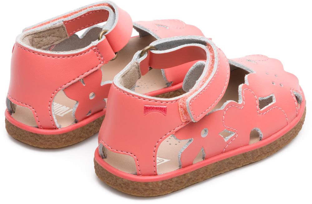 Camper Twins Pink Velcro Kids K800191-001