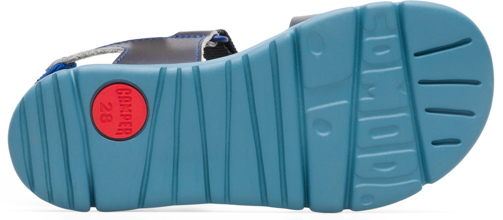 Camper Mira Blue Velcro Kids K800198-004