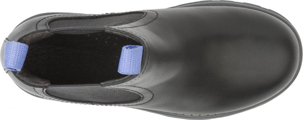 Camper Compas Negre Botins Nens K900005-004