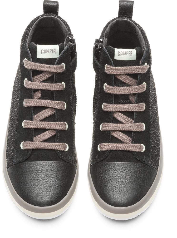 Camper Pursuit Negre Sneakers Nens K900014-012