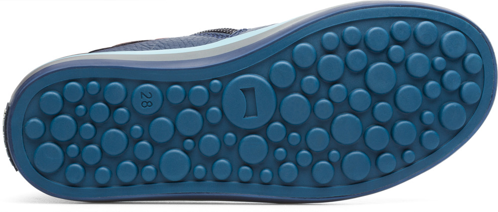 Camper Pursuit Blau Sneakers Nens K900014-014