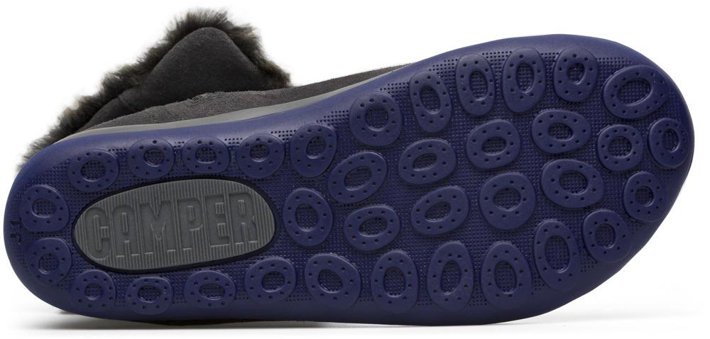 Camper Peu Pista Grey Boots Kids K900028-006