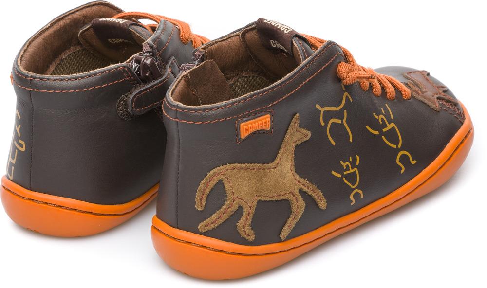 Camper Twins Brown Boots Kids K900067-001