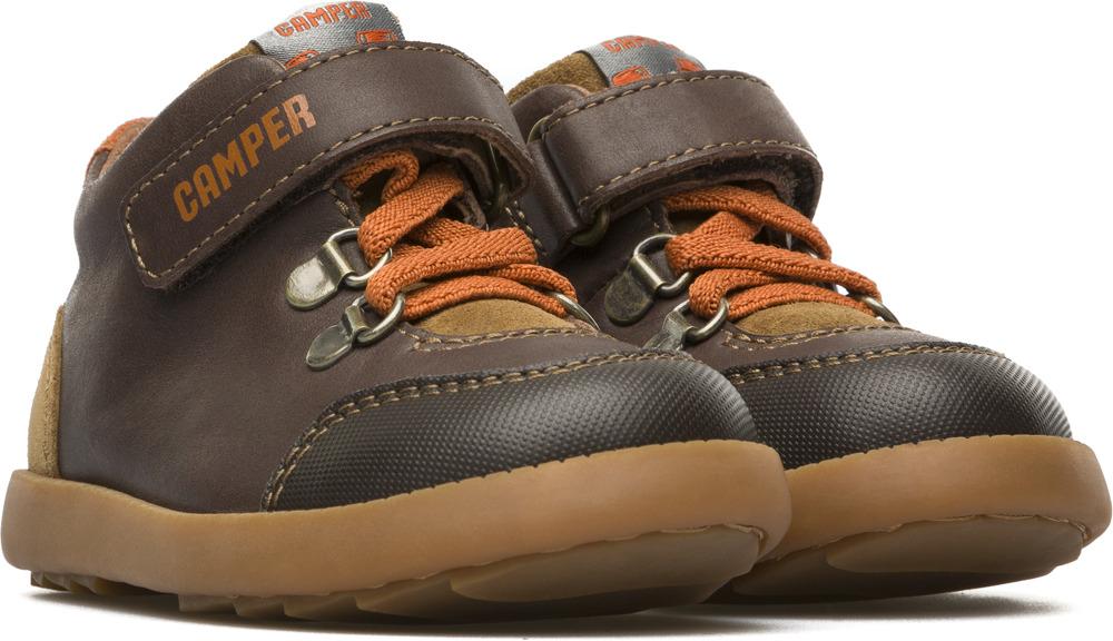 Camper Bryn Brown Boots Kids K900077-001