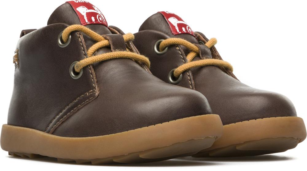 Camper Bryn Brown Boots Kids K900079-001