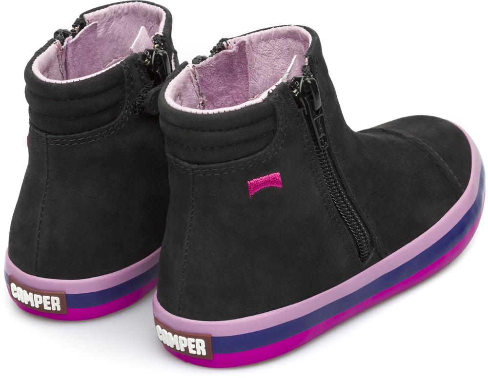 Camper Pursuit Negre Sneakers Nens K900083-001