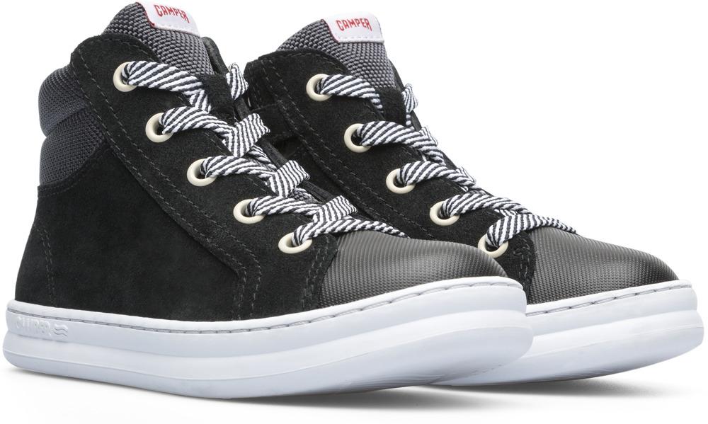 Camper Runner Negre Sneakers Nens K900128-001