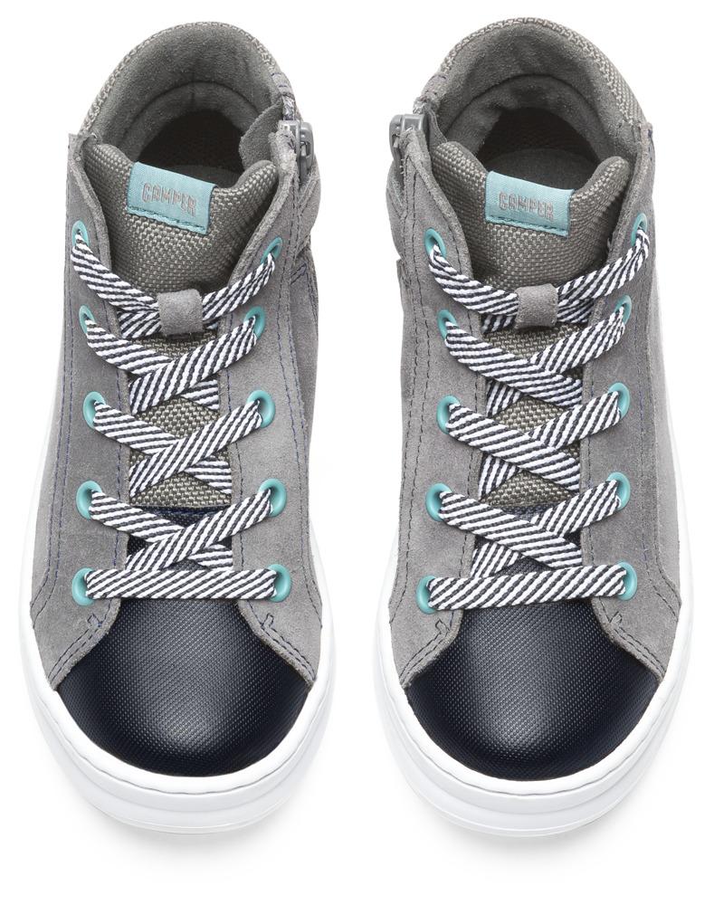Camper Runner Gris Sneakers Nens K900128-002