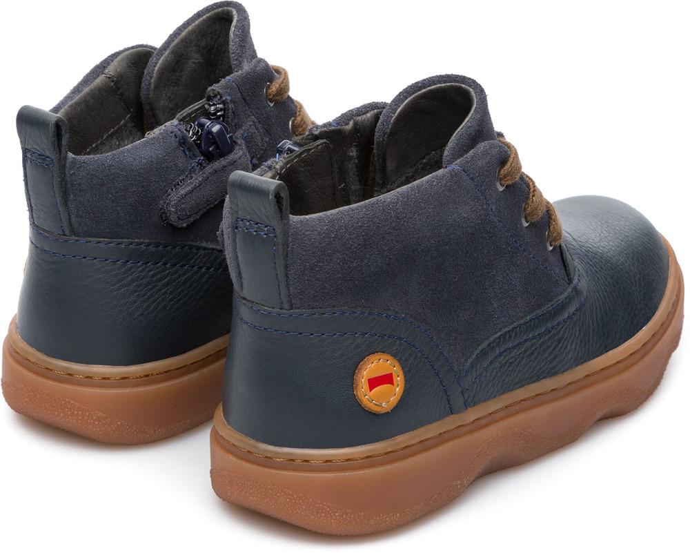 Camper Kido Kids Blau Botins Nens K900130-002