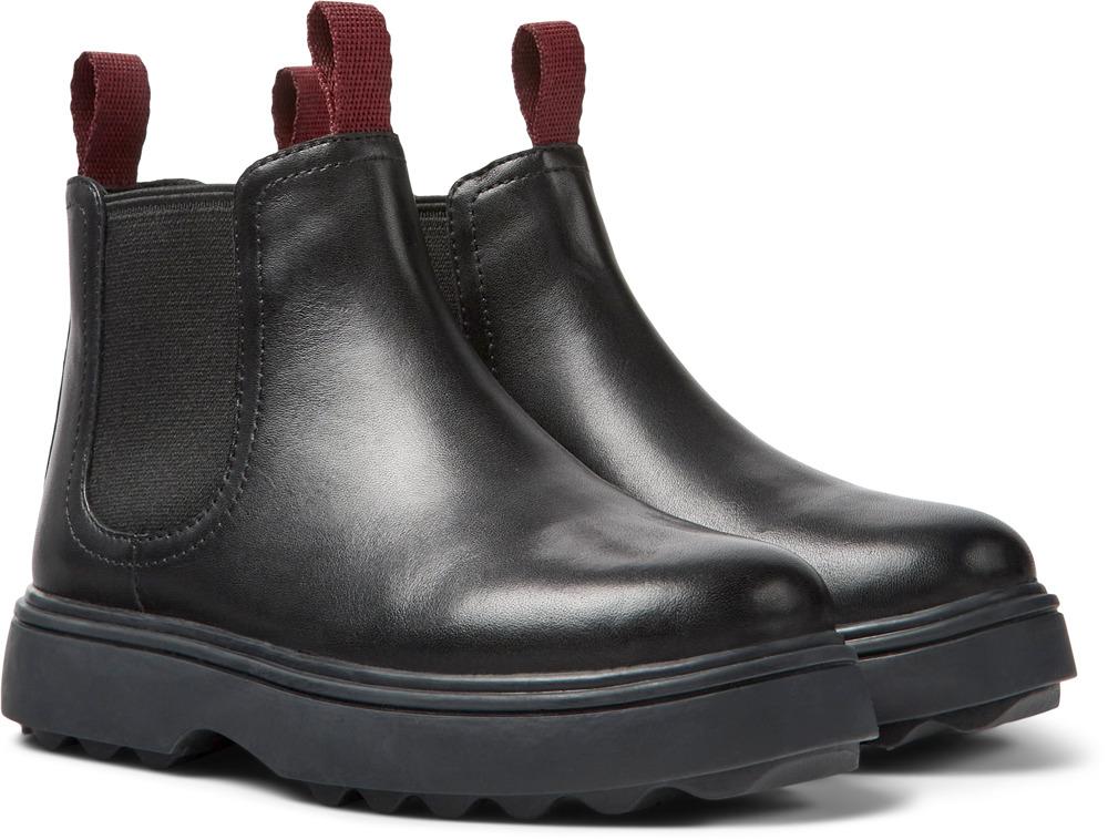 Camper Norte Black Boots Kids K900149-001