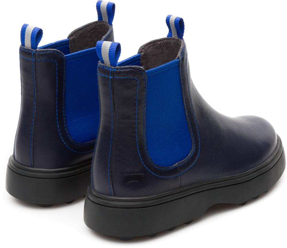 Camper Norte Blau Botes Nens K900149-002