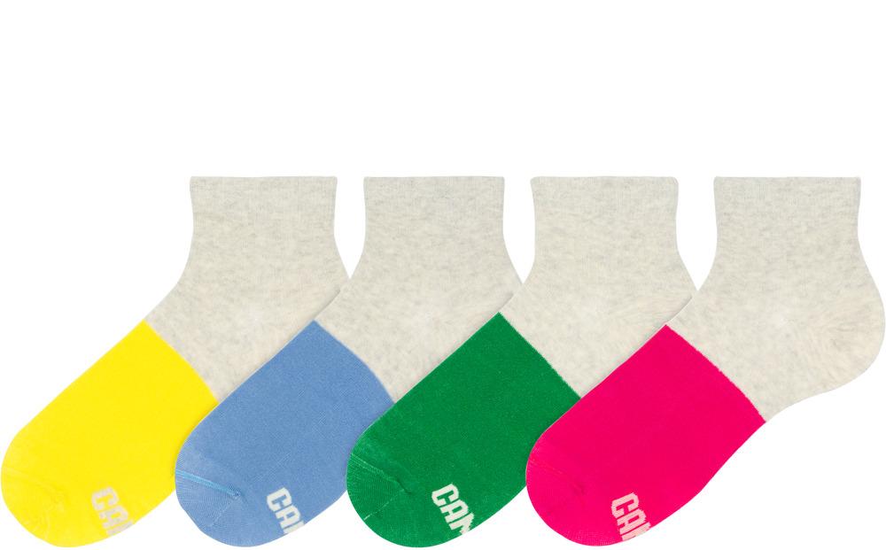 Camper Odd Socks Pack Multicolor Calzini Donna KA00004-005