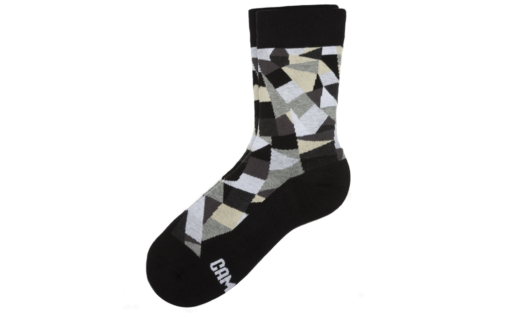 Camper Mosaik Sox Multicolor Socks Women KA00017-001