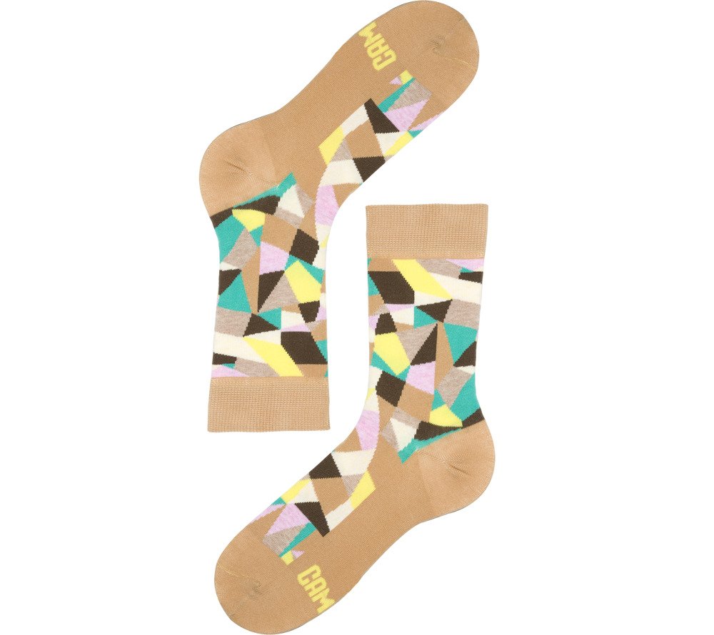Camper Mosaik Sox Multicolor Socks Women KA00017-002