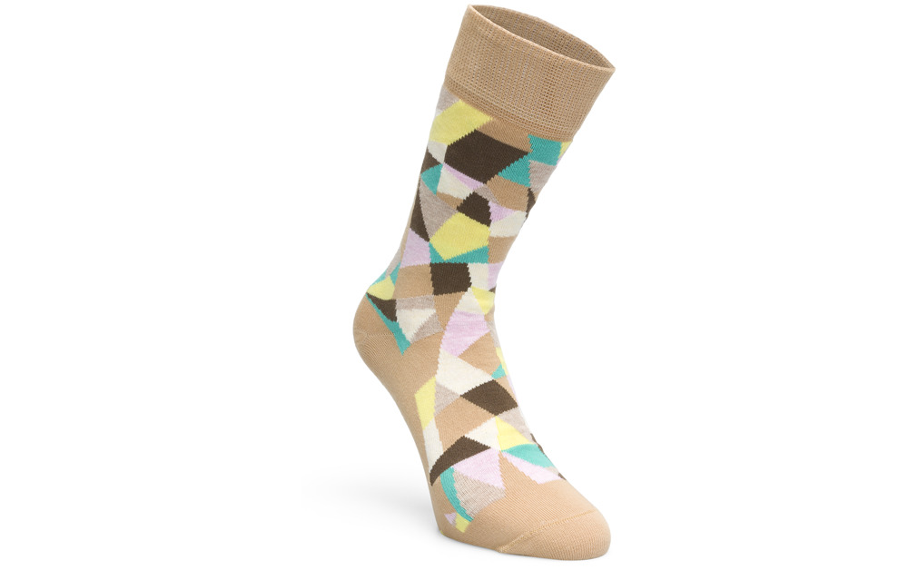 Camper Mosaik Sox Multicolor Socks Men KA00017-002