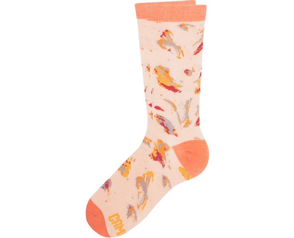 Camper Summer Lounge Sox Multicolor Calcetines Mujer KA00021-002