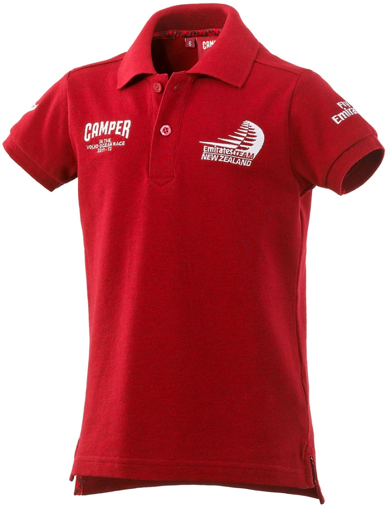 Camper Merchandise Red  Home KPS10-003