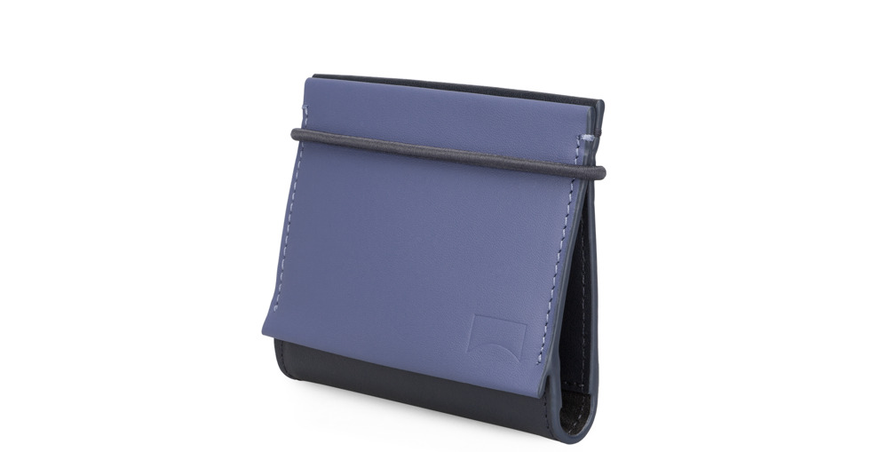 Camper Moon Blue Bags & wallets Men KS00023-001