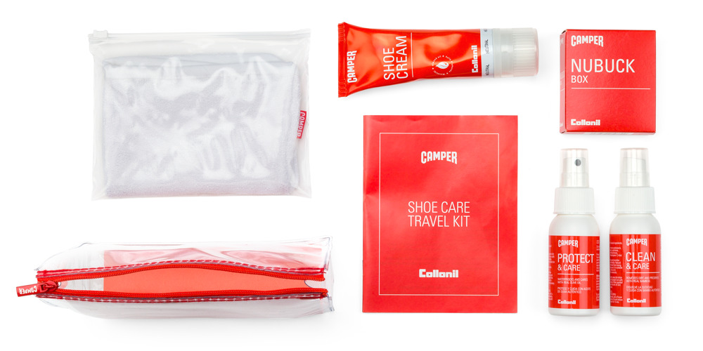 Camper Shoe Care Travel Kit   Mujer L8117-001