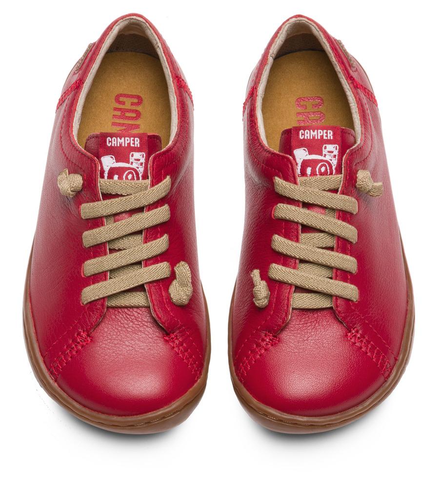 Zapato Camper cordones elásticos