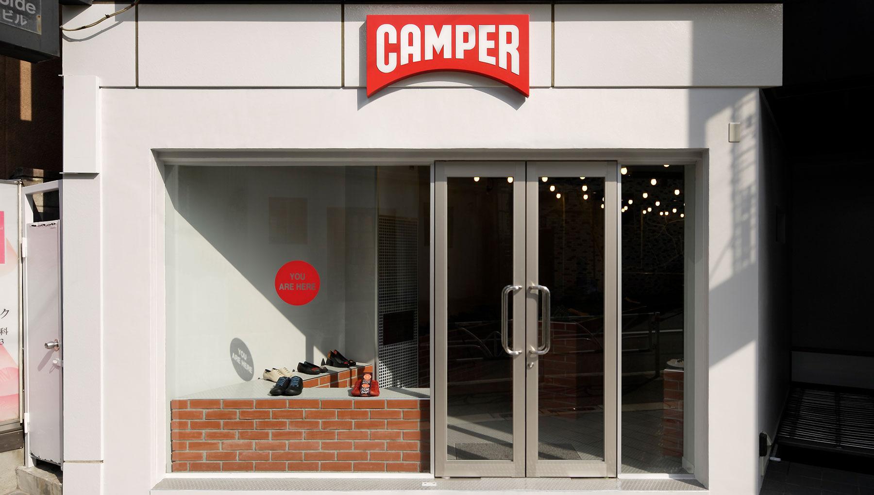 Camper store Daikanyama