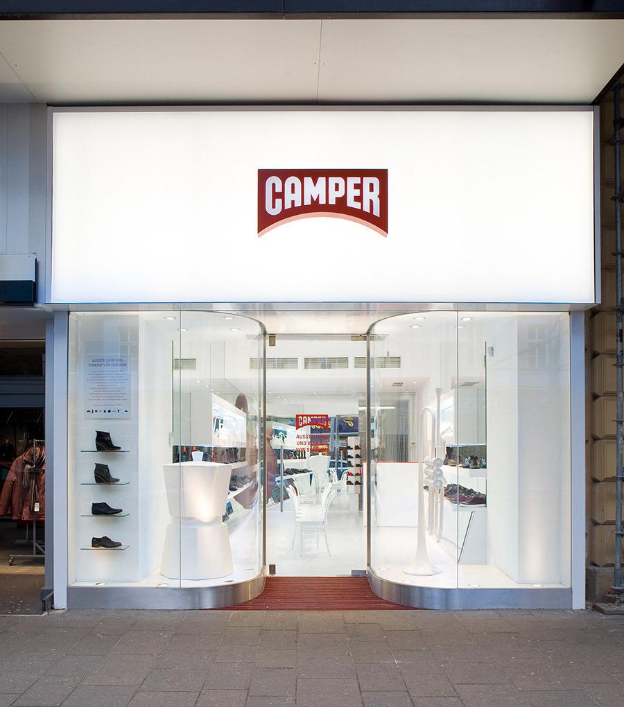 Camper store Mariahilferstrasse