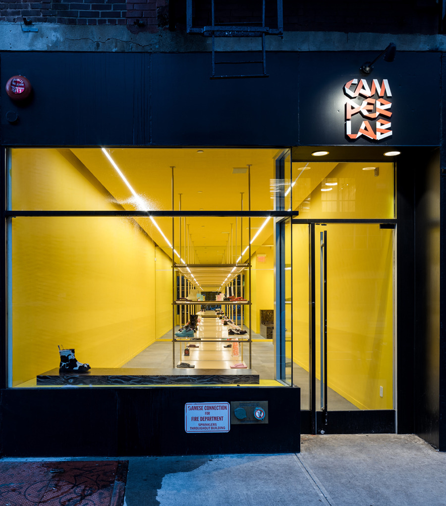 Image of CAMPERLAB Bowery store
